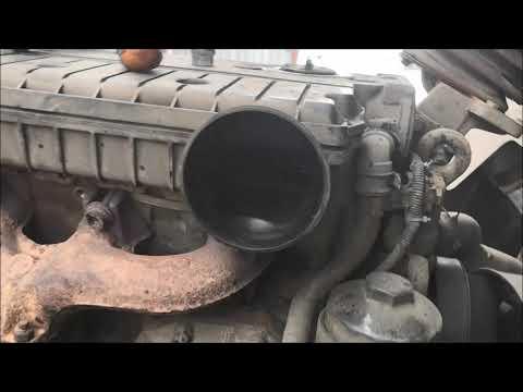 Ремонт двигателя  ОМ924