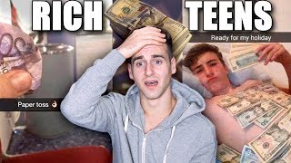 MOST SPOILED RICH KID SNAPCHATS (This Needs To Stop)