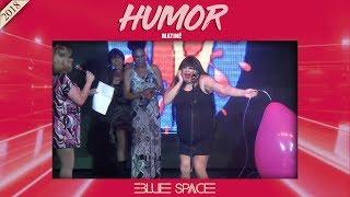 Blue Space Oficial -Matinê - Humor - 14.10.18