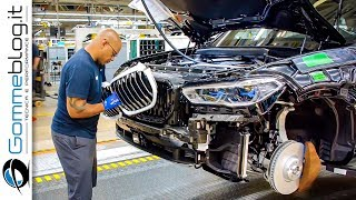 2020 BMW X5- PRODUCTION (BMW USA Car Factory)