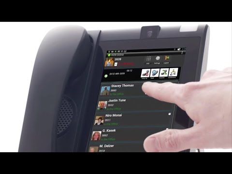 Merging the Smart Phone with Your Desk Phone