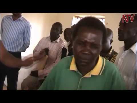 BAZIZE SSENTE ZA UNRA: Ab'e Kasambya bagamba ez'okubaliyirira tezimala
