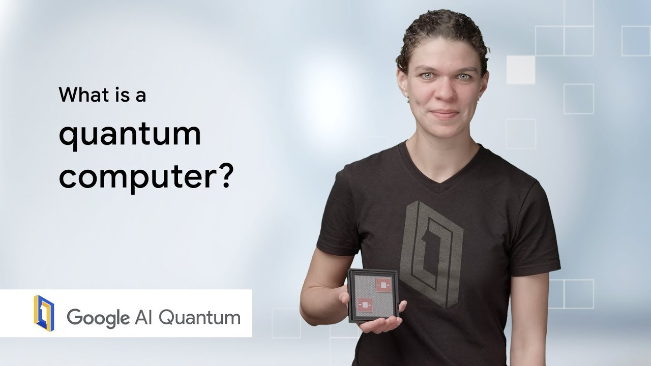 What is a quantum computer?