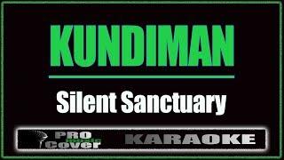Kundiman - Silent Sanctuary (KARAOKE)