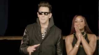 "EVE feat. Gabe Saporta of Cobra Starship - ""Make It Out This Town"" Teaser"