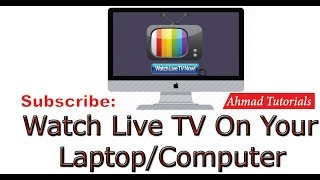 How To Watch Live TV On PC Watch New Hindi Movies Online Urdu Hindi