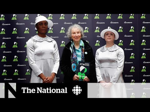 Margaret Atwood unveils sequel to The Handmaid's Tale: The Testaments
