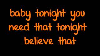 John Legend [ft] Ludacris - Tonight (Best You Ever Had) (Lyrics) (Full Song) High Quality Mp3