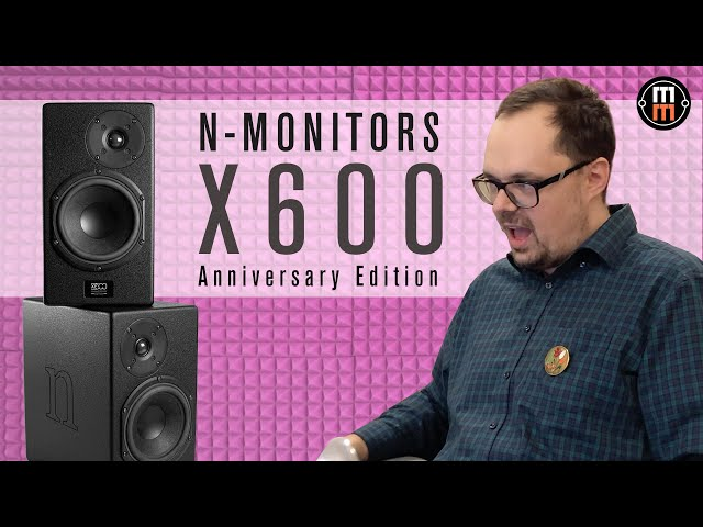 Андрей Рыжков про N-Monitors X600P Anniverasary Edition