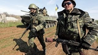 Chechen Soldiers Fighting For Pro-Russia Separatists In Ukraine thumbnail