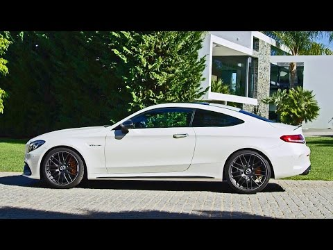 Super car video The MercedesAMG C63 Coup already fascinates at..