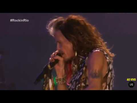 Aerosmith - Crazy Live 2017