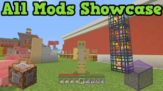 Minecraft Xbox One Ps4 Mods Modded Map Showcase