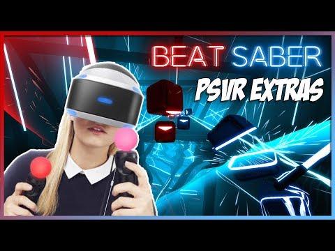 Beat Saber PSVR Exclusives   Free VR Moba   PlayStation VR Black Friday Deals
