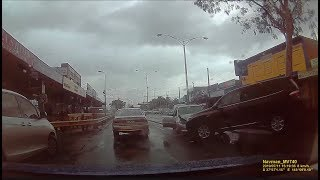 BAD DRIVING AUSTRALIA # 128 Police Ute , Crawling ,  RED , Kangaroo , Submissions