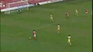 preview picture of video 'Wrexham 2 - 2 Chester City'