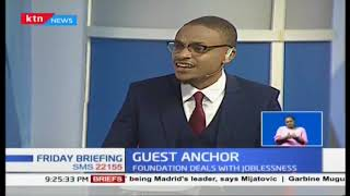 GUEST ANCHOR: Irungu Nyakera is a former PS | KTN News Friday Briefing 4th January 2019