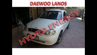 Daewoo Lanos hidrojen yakıt sistem montajı
