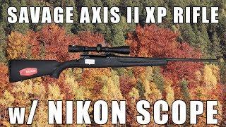 Savage Arms 22658 AXIS II XP  308 Cal, 22