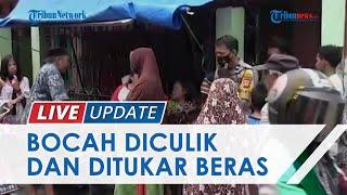 Bocah 10 Tahun di Makassar Diculik lalu Ditukar 3 Karung Beras, Korban Diiming-iming Uang Rp15 Ribu