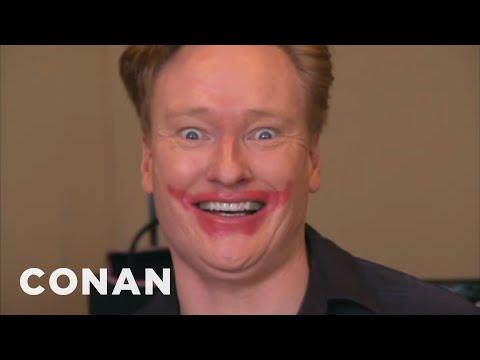 Conan kosmetickým poradcem