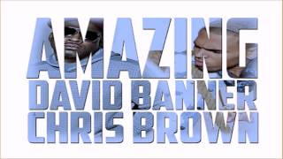 David Banner Ft. Chris Brown - Amazing (NEW 2012)