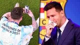 La llamada que arruinó el futuro de Messi