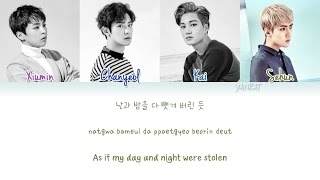 EXO - Twenty Four (Color Coded Han|Rom|Eng Lyrics) | by Yankat