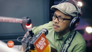 Noel Cabangon covers 'Ipagpatawad Mo' LIVE on Wish 107.5 Bus