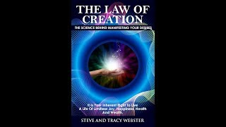 New Bestseller: The Law of Creation by Steve Webster and Tracy Webster