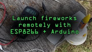 Safely Launch Fireworks Over Wi-Fi [Tutorial]