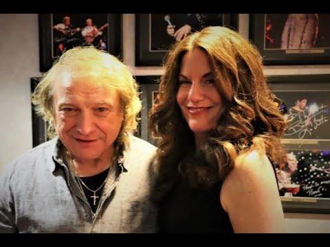 Lou Gramm Interview in Las Vegas With Kiki Classic Rock #kikiclassicrock