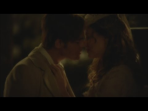 The Vampire Diaries: 7x03 - Stefan kisses Valerie and then they have sex (Flashback) [HD]