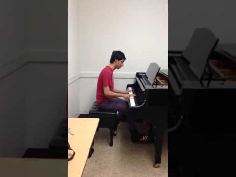 Wait For You by Elliot Yamin Piano Cover