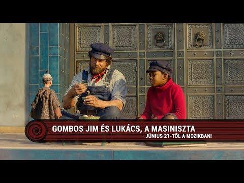Gombos Jim és Lukács, a masiniszta online