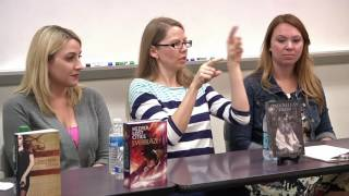 Young Adult Authors Discuss The Writing Process