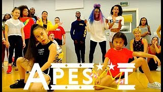 APES**T   THE CARTERS   Choreography By   @thebrooklynjai