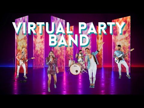 The Virtual Party Band! Video