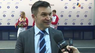 Stroe (MTS), după medaliile de la Lausanne: Sunt rezultate frumoase, de excepţie, de care suntem mândri ca români