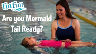 Mermaid Tail Ready   Fin Fun Mermaid Tails