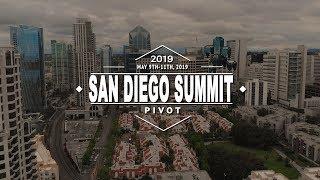 PIVOT 2019 San Diego Summit
