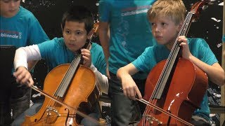 Cello als Welkom – Cello Biennale Amsterdam 2018