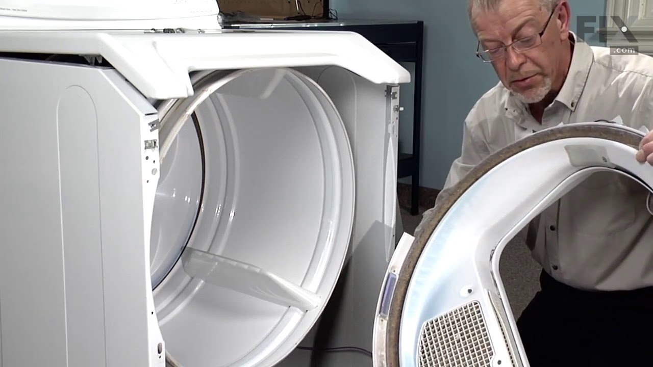 Replacing your Maytag Dryer Multi Rib Belt - 91-5/8 Inches