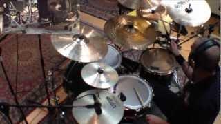 Fates Warning - Monument (drum cover by Sergio Sampietro)