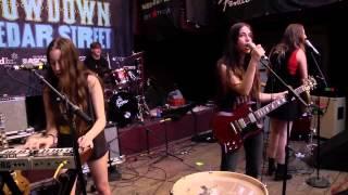 Haim, SXSW 2013: NPR Music Front Row