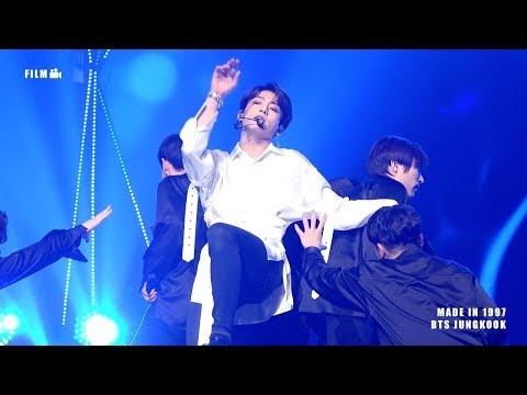 181228 KBS 가요대축제 - Euphoria 유포리아 (JUNGKOOK FOCUS) 방탄소년단 정국