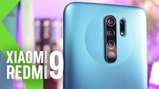 Xiaomi Redmi 9, análisis: por 120€ lo tienes casi TODO