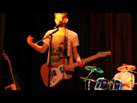 """""""Where I Belong"""" Switchfoot Cover by For The Record"""