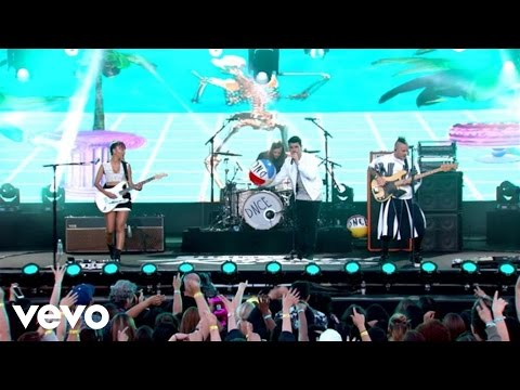 DNCE - Cake By The Ocean (Live From Jimmy Kimmel Live!) letöltés