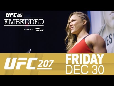 UFC 207 Embedded: Vlog Series - Episode 6